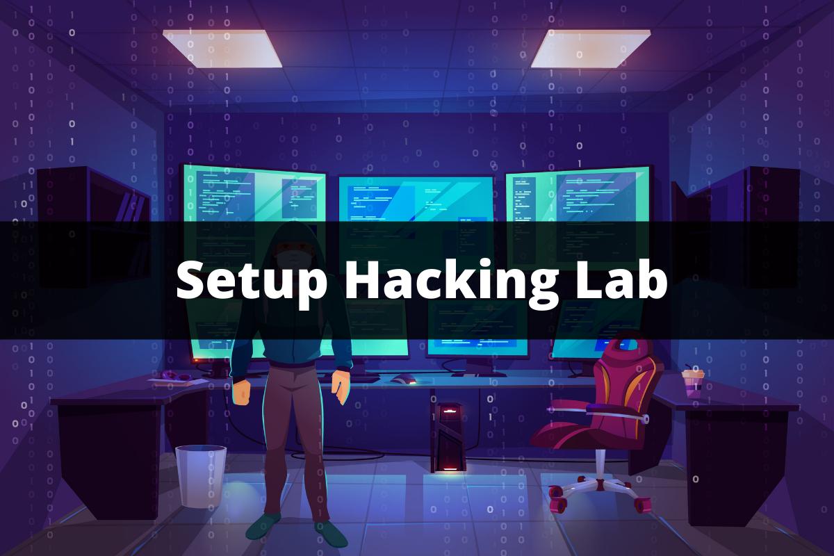Setup Hackig Lab